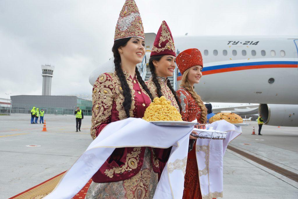 Казань признали гастрономической столицей России